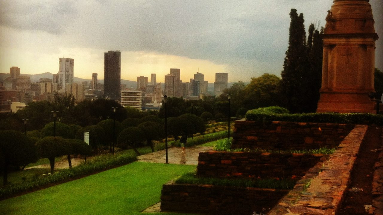 Pretoria - Union Building Side